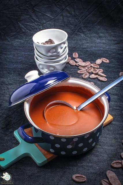 Schokoladenpudding selbermachen