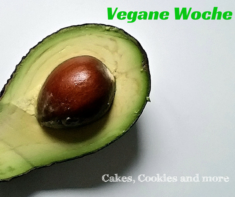 Vegane Woche auf Cakes, Cookies and more