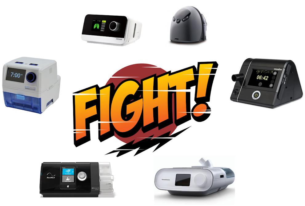 Wielki test i ranking efektywności algorytmów 6 popularnych aparatów CPAP