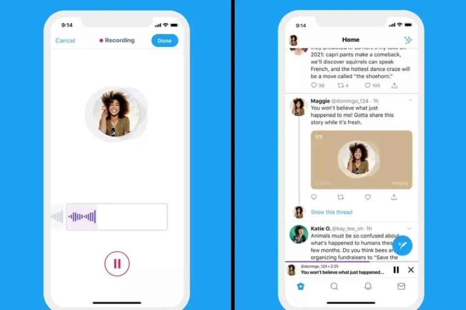 twitter-permite-mensajes-voz