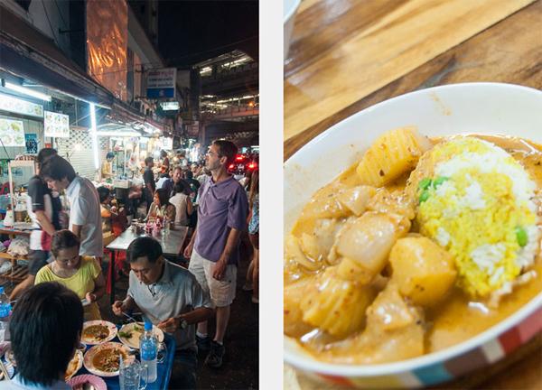 Kinh nghiệm ăn uống ở Thái Lan