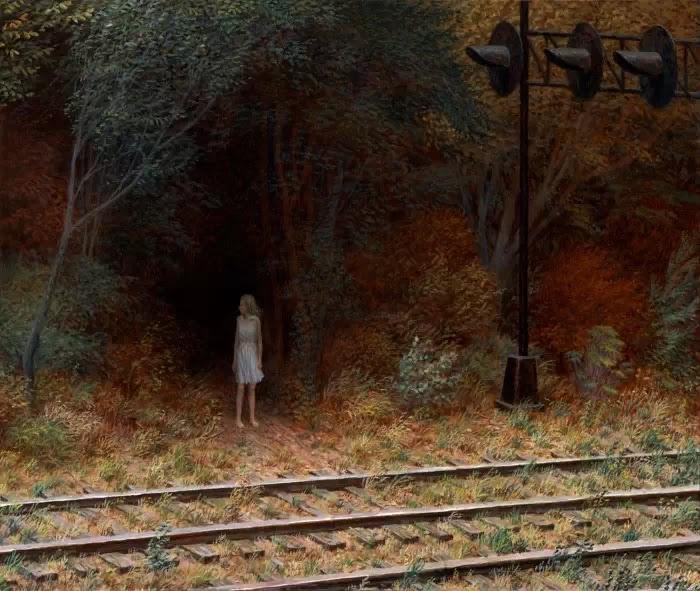 Путешествие в неизвестное. Aron Wiesenfeld