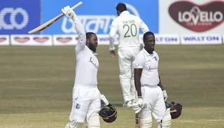 Cricket Highlightsz: Bangladesh vs West Indies 2nd Test 2021