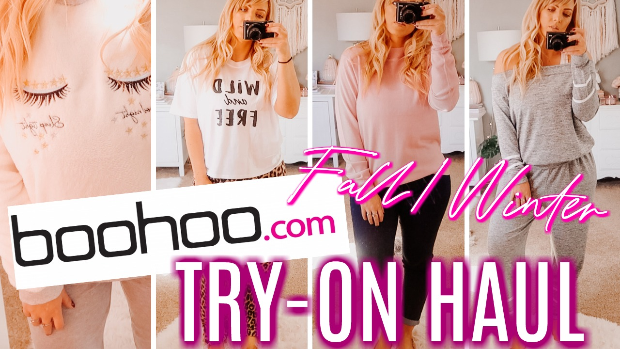 b5d338258d70 Boohoo Fall/Winter TRY-ON Haul | Samantha Schuerman | Bloglovin'