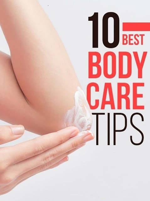 Best Body Care Tips – Our Top 10