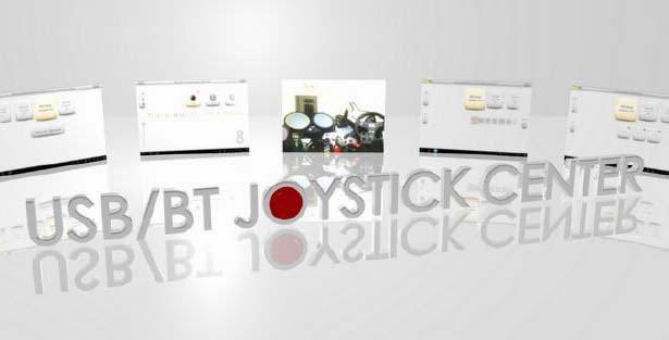USB/BT Joystick Center GOLD Apk