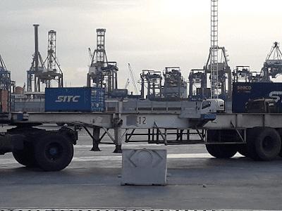 Jasa Import Ekspedisi Door To Door Cargo Import LCL Shanghai China-Jakarta Indon