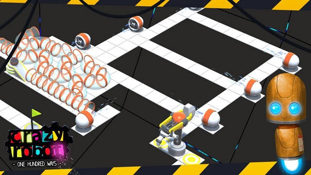 Crazy Robot One Hundred Ways PC Game