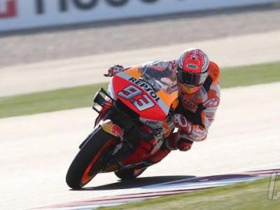 Hasil FP2 MotoGP Inggris 2019: Marquez, Vinales, Crutchlow