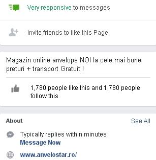 pagina de facebook anvelostar