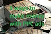 5 ways to make money with PPC ads