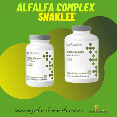 Kelebihan Alfalfa Complex