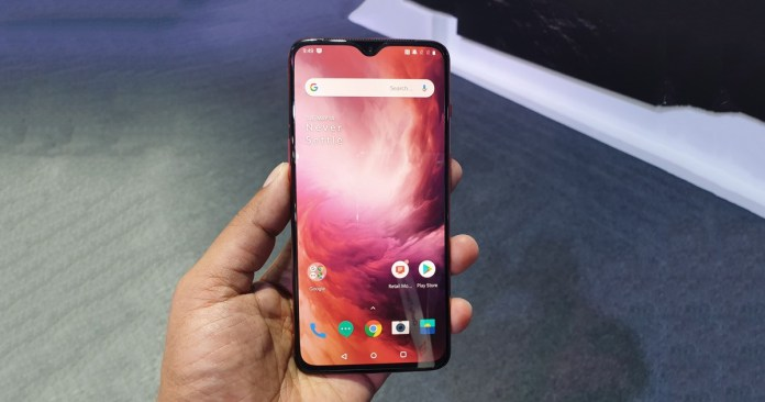 oneplus 7 features