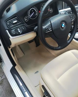 Thảm lót sàn ô tô BMW 520