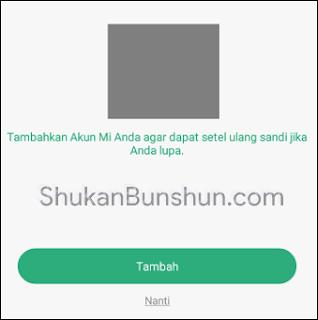 Kunci Layar Xiaomi Redmi Note 8 Pro Mengunci Aplikasi trik