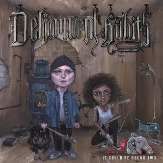 Delinquent Habits – It Could Be Round Two (2017) [WEB] [320]