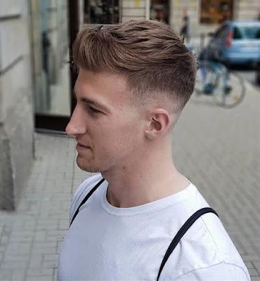 inspirasi gaya rambut pria