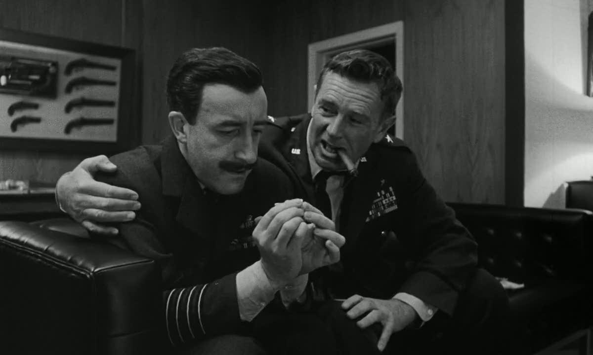 stanley kubricks dr strangelove essay What i learned since i stopped worrying and studied the movie: a teaching guide to stanley kubrick 's dr strangelove dan lindley, university of notre dame.