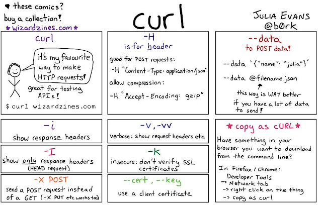 curl command for REST API Testing