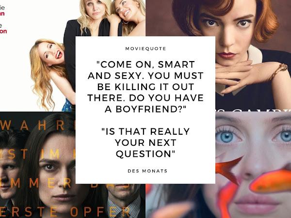 Filme für den Lockdown - Frauenpower pur