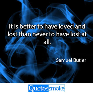 Samuel Butler Sad Quote