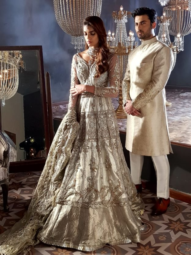 Sanam Saeed And Fawad Khan Latest Photo Shoot