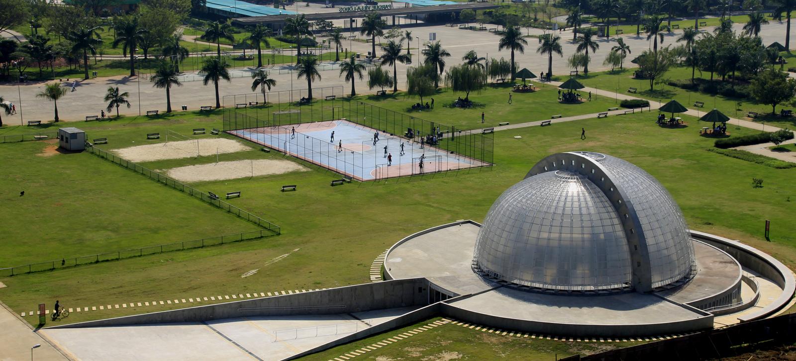 Parque Villa Lobos | São Paulo