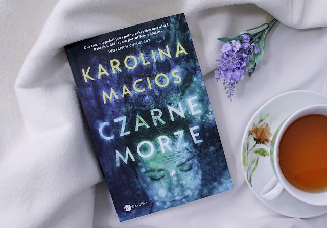 """Czarne morze"" Karolina Macios"