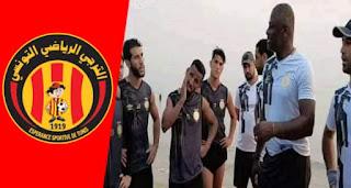 رسمي: الترجي الرياضي التونسي يستغني نهائيا عن لاعبه الجزائري