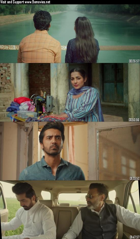 Kala Shehar 2021 Punjabi 720p WEB-DL 1GB
