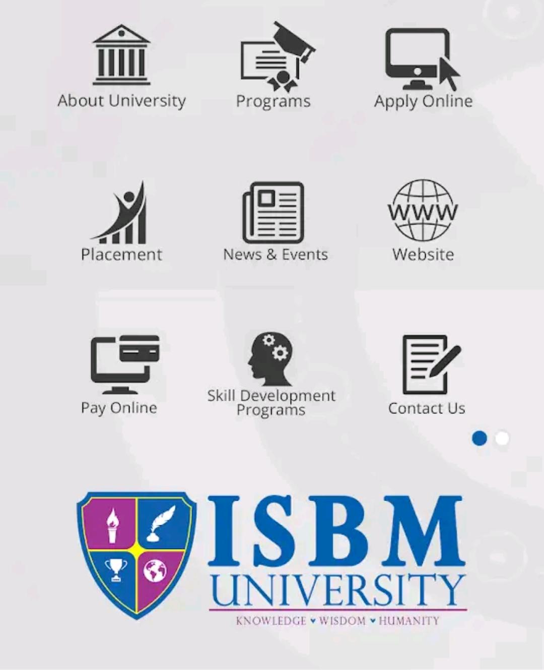 ISBM University Best Private University