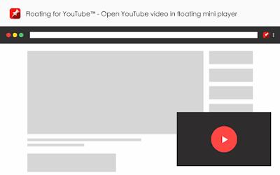 Una extensión de Chrome para ver videos de Youtube y seguir trabajando