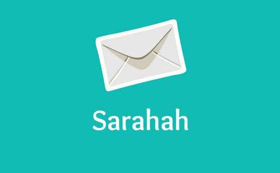 Aplikasi Chatting Sarahah