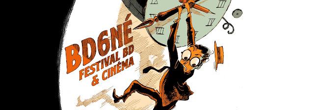 Bannière festival BD6né