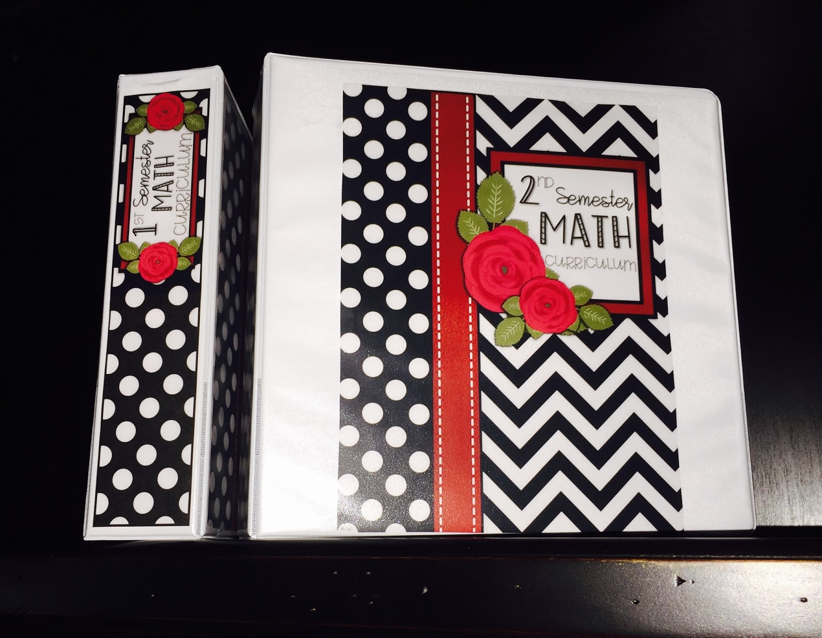 Teaching With Terhune Editable Binder Covers And Spines