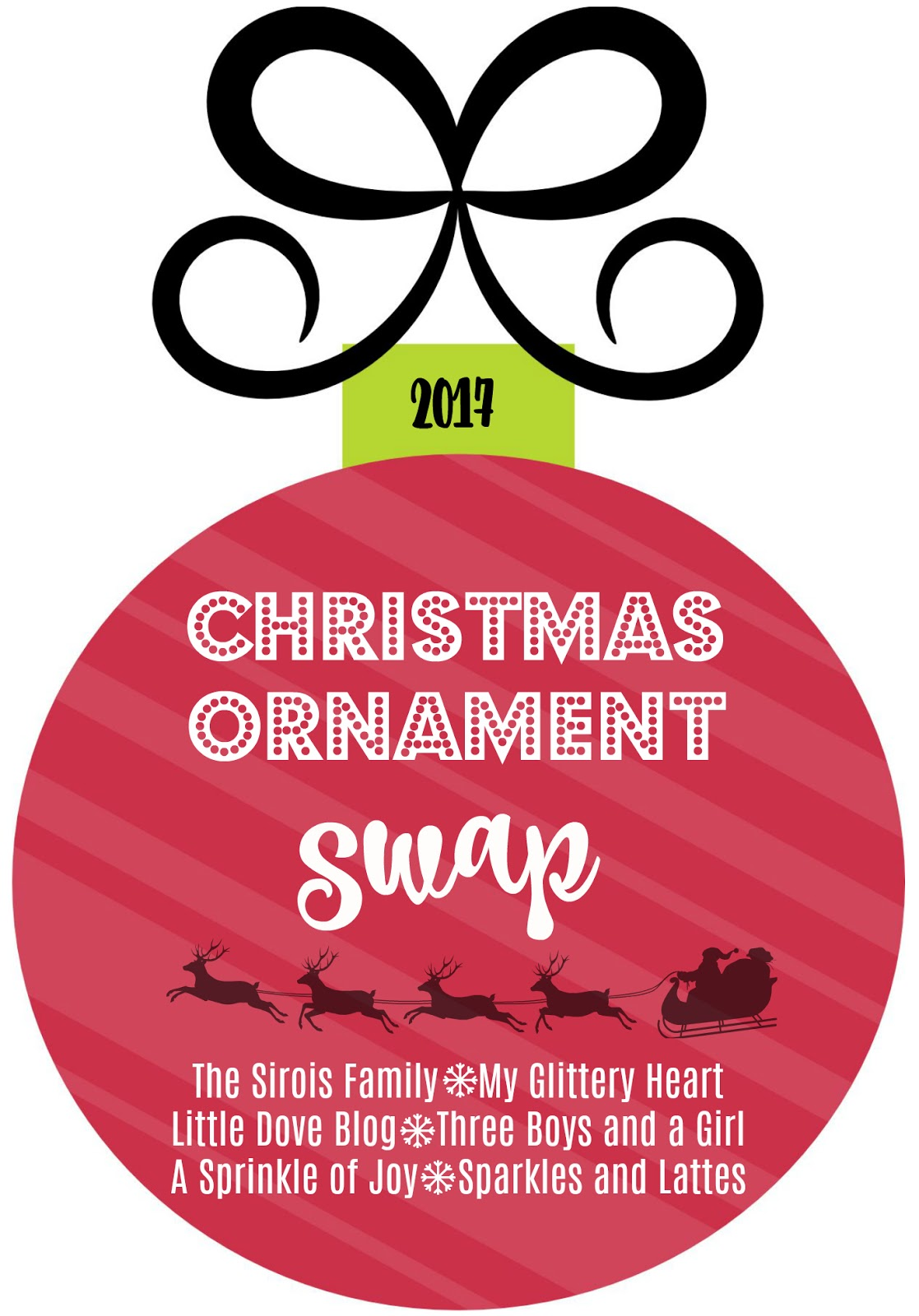 Christmas Ornament Exchange