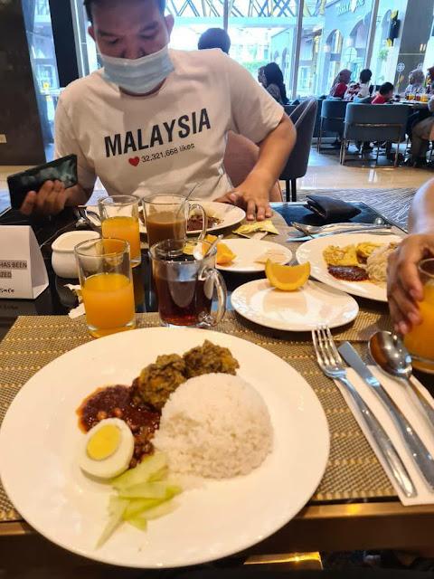 Pengalaman Stay Hotel Metrasquare Dekat Dengan Zoo Melaka