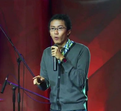 gilang bhaskara mentor stan up comedy indosiar