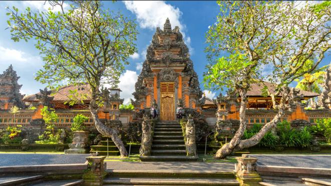Romantic attractions in Indonesia