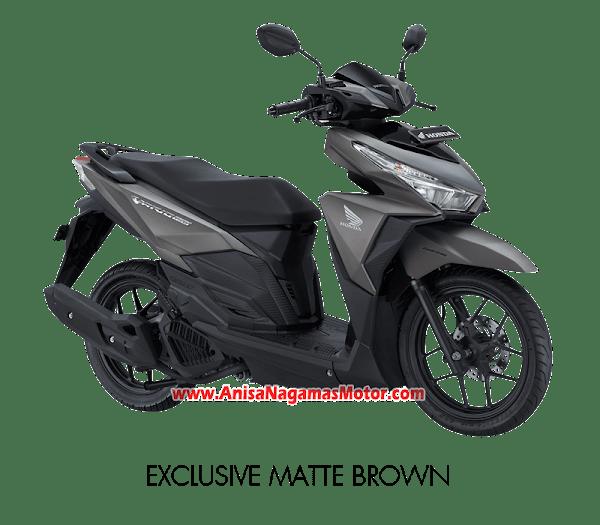 Vario 150 Exclusive Matte Brown 2018 Anisa Naga Mas Motor Klaten Dealer Asli Resmi Astra Honda Motor Klaten Boyolali Solo Jogja Wonogiri Sragen Karanganyar Magelang Jawa Tengah.