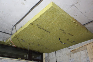 rockwool, thermal insulation material