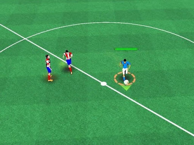 العاب كرة قدم حقيقية - لعبة Football Soccer World Cup