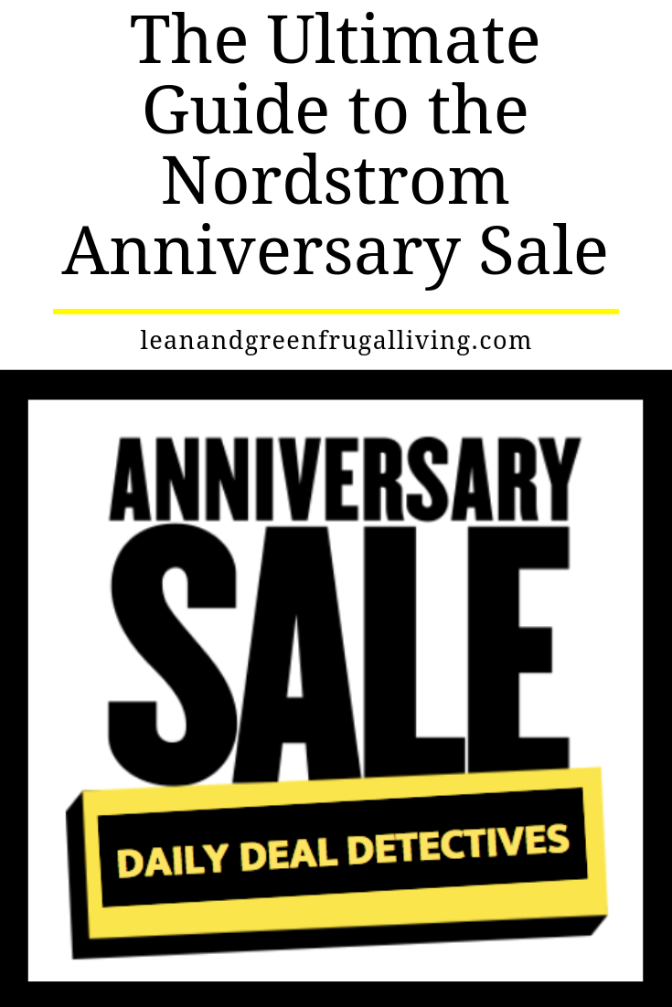 2019 Nordstrom Anniversary Sale Guide
