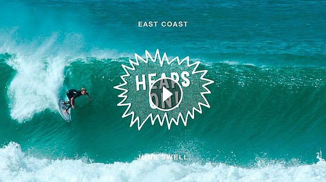 HEAPS ON East Coast Part One