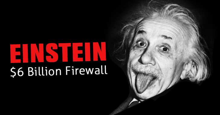 einstein-cybersecurity-firewall