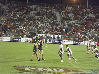 PNG Hunters to play NRL club in February