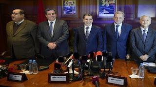 صراع كبير بين الاحزاب على رئاسة التعاضدية العامة للموظفين