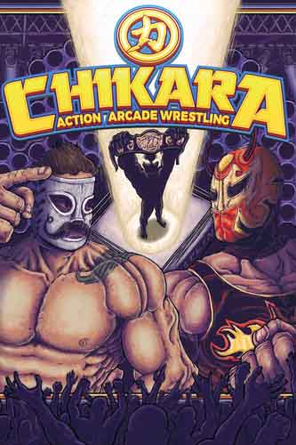 CHIKARA: Action Arcade Wrestling torrent download for PC ON Gaming  X