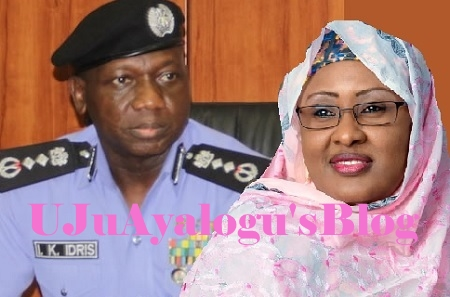 BREAKING: The 2 Jeeps We Gave To Aisha Buhari NOT PERSONAL - Police Opens Up At Last