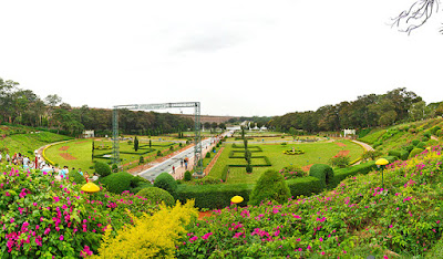 Brindavan Gardens – Karnataka State